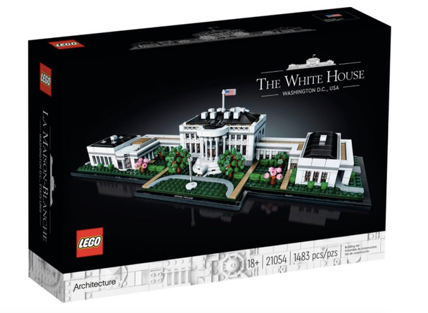 LEGO® Architecture 21054 The White House