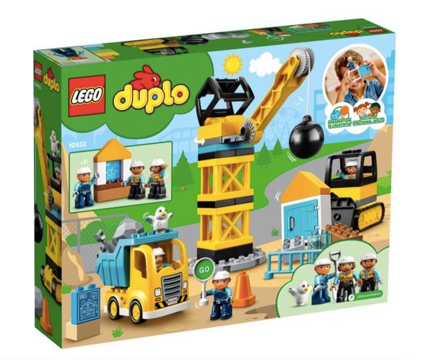LEGO® DUPLO 10932 Wrecking Ball Demolition