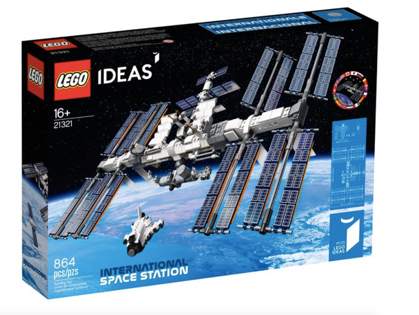 LEGO® Ideas 21321 International Space Station