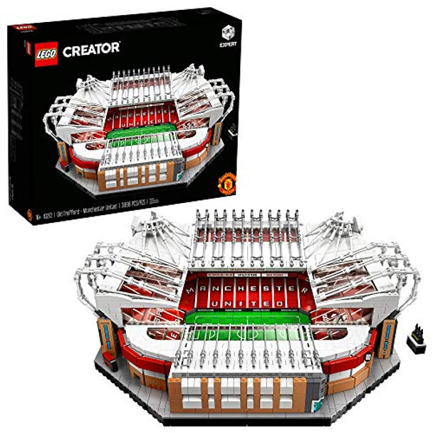 LEGO Creator Expert Old Trafford - Manchester United 10272 Building Kit