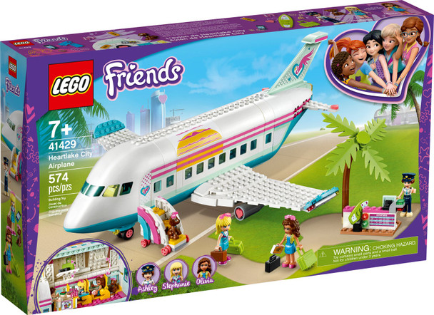 LEGO® Friends 41429 Heartlake City Airplane