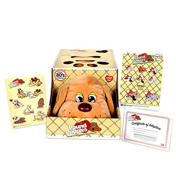 Pound Puppies Classic Plush - Beige