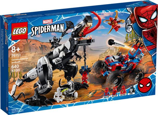 LEGO® Spiderman 76151 Venomosaurus Ambush
