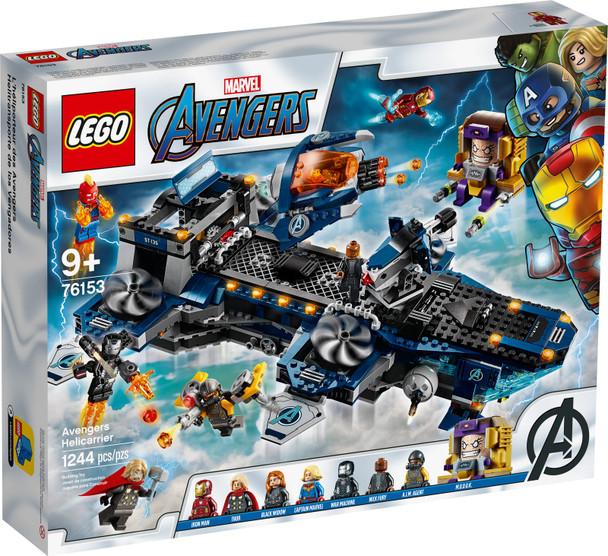 LEGO® Marvel 76153 Avengers Helicarrier
