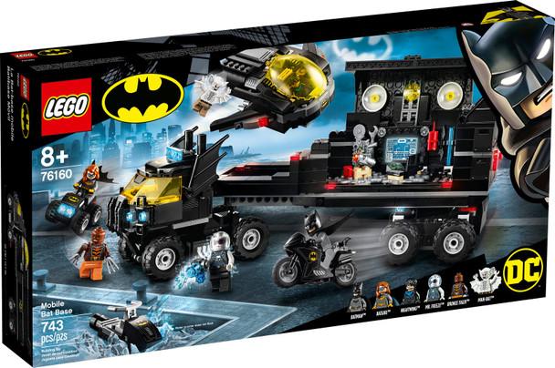 LEGO® DC 76160 Mobile Bat Base