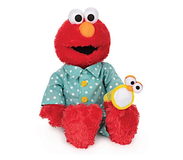 GUND Sesame Street Bedtime Elmo - Glow in the Dark