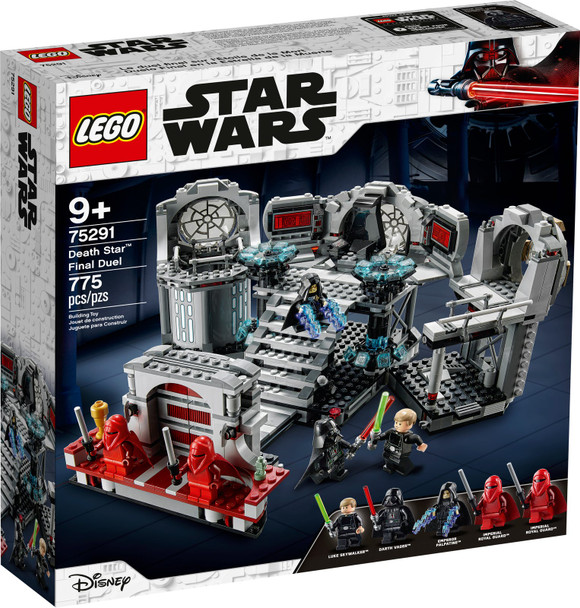 LEGO® Star Wars 75291 Death Star Final Duel