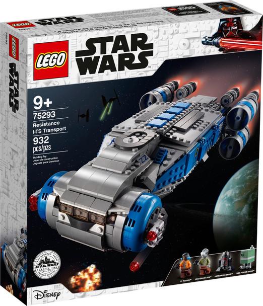 LEGO® Star Wars 75293 Resistance I-TS Transport