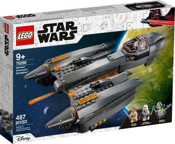 LEGO® Star Wars 75286 General Grievous's Starfighter