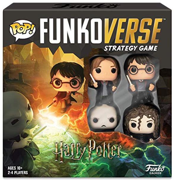 FUNKO POP! FUNKOVERSE Strategy Game: Harry Potter - 100 Base Set