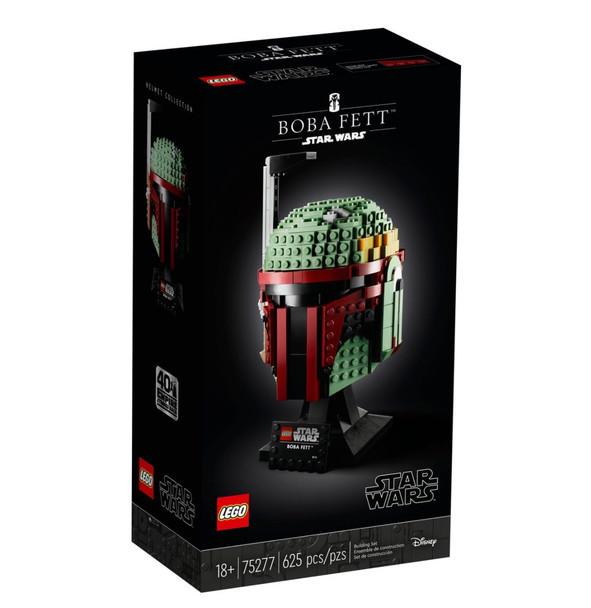 LEGO® Star Wars 75277 Boba Fett™ Helmet