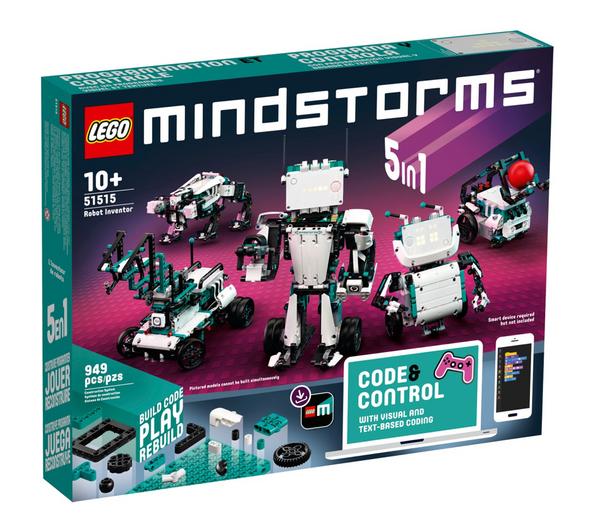 LEGO® Mindstorms Robot Inventor 51515