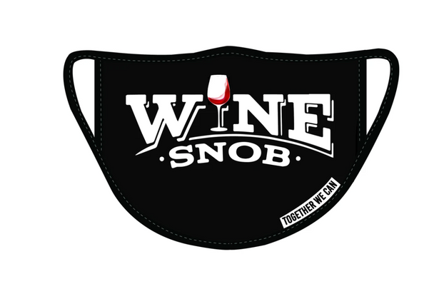 Wine Snob Triple Layer Face Mask - Pack of 2