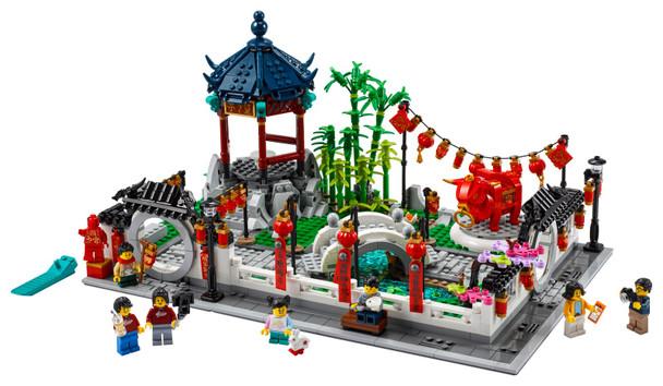 LEGO® 80107 Spring Lantern Festival
