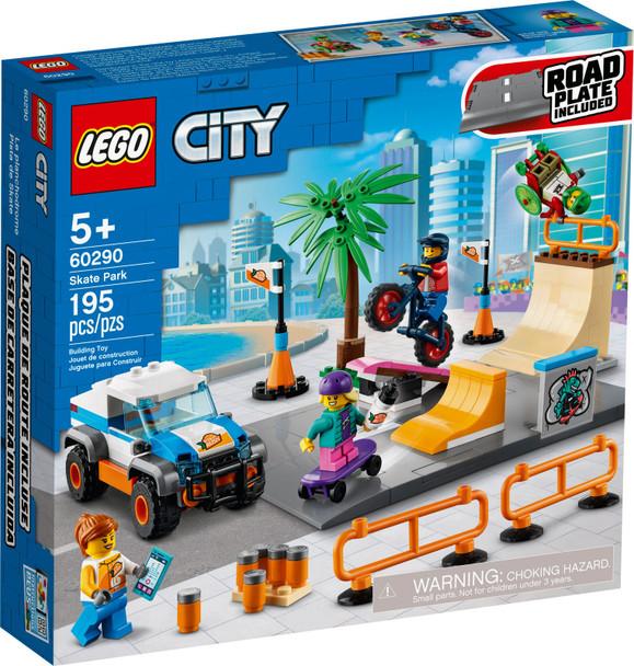 LEGO® City 60290 Skate Park