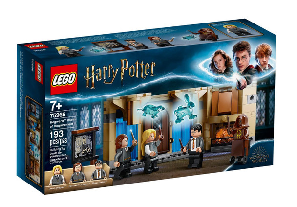 LEGO Hogwarts™ Room of Requirement 75966