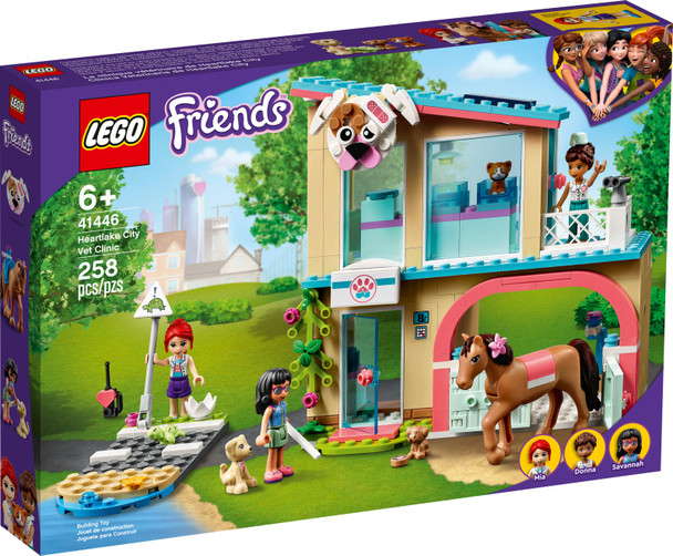 LEGO® Friends 41446 Heartlake City Vet Clinic
