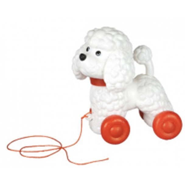 French Poodle on Wheels by Kitsch Kitchen