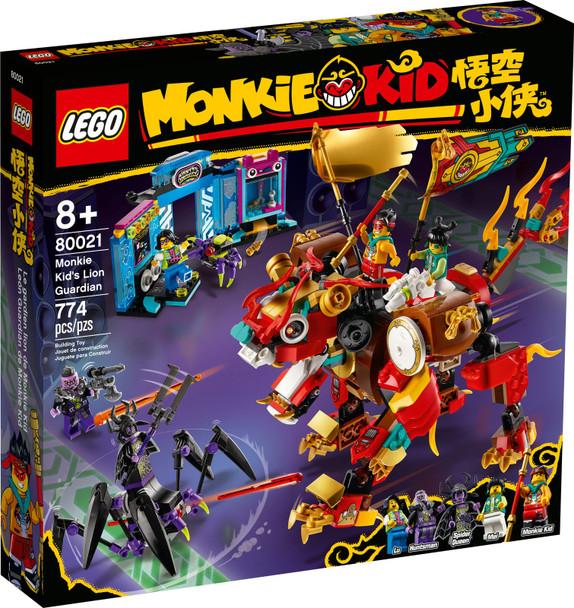 LEGO® Monkie Kid 80021 Monkie Kid's Lion Guardian