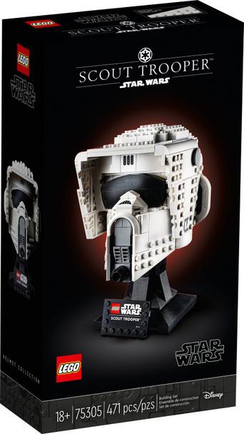 LEGO® Star Wars 75305 Scout Trooper™ Helmet