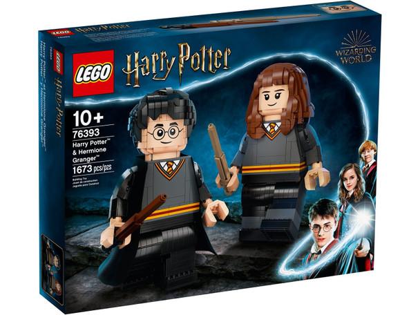 LEGO® Harry Potter™ 76393 Harry Potter & Hermione Granger™