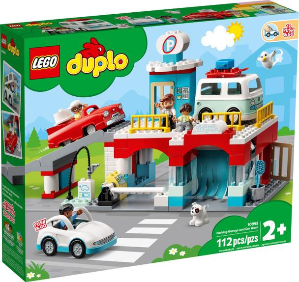 LEGO® Duplo 10948 Parking Garage and Car Wash