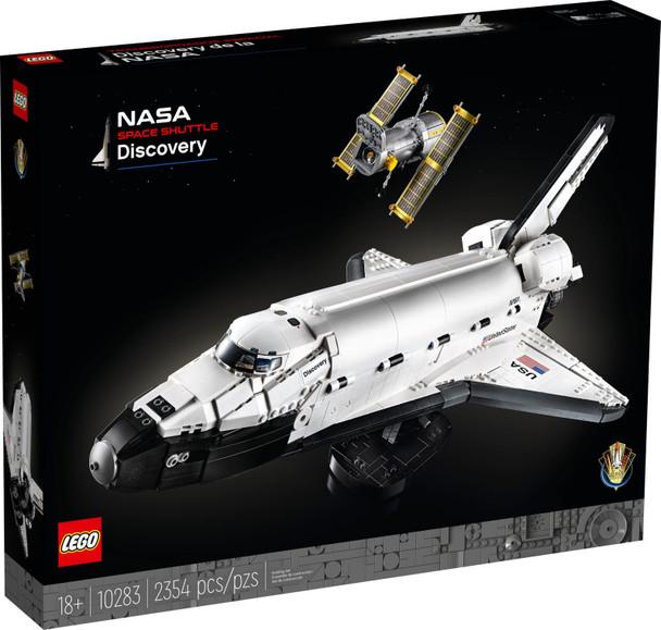 LEGO® NASA 10283 Space Shuttle Discovery