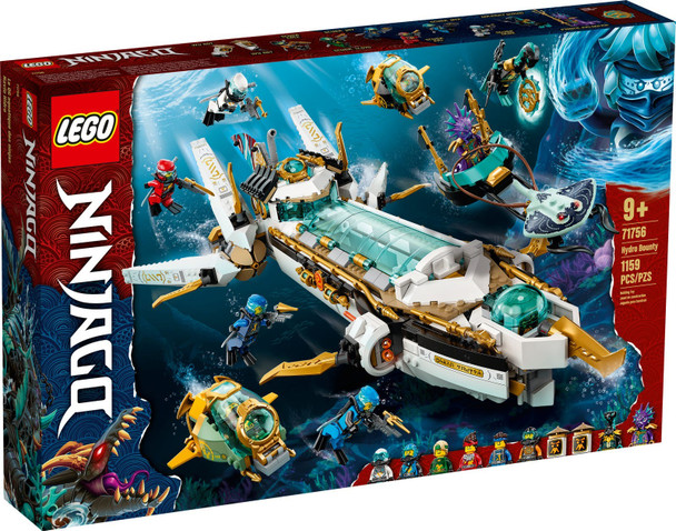 LEGO® Ninjago® 71756 Hydro Bounty
