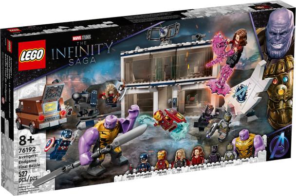 LEGO® Marvel 76192 Avengers: Endgame Final Battle