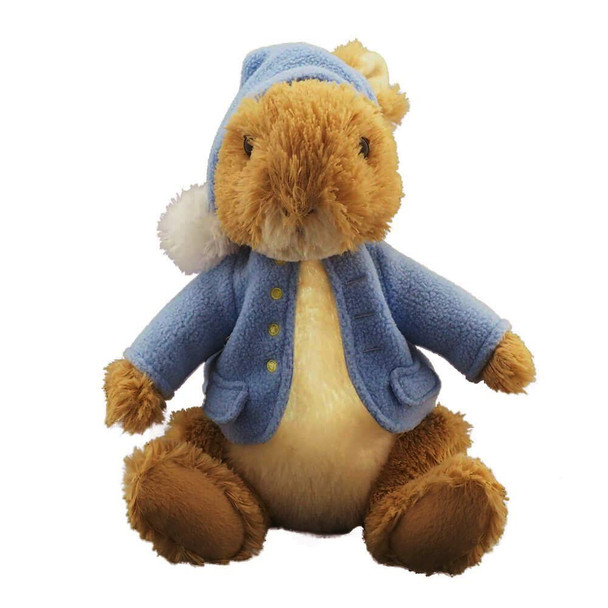 Bedtime Peter Rabbit Plays Brahms Lullaby
