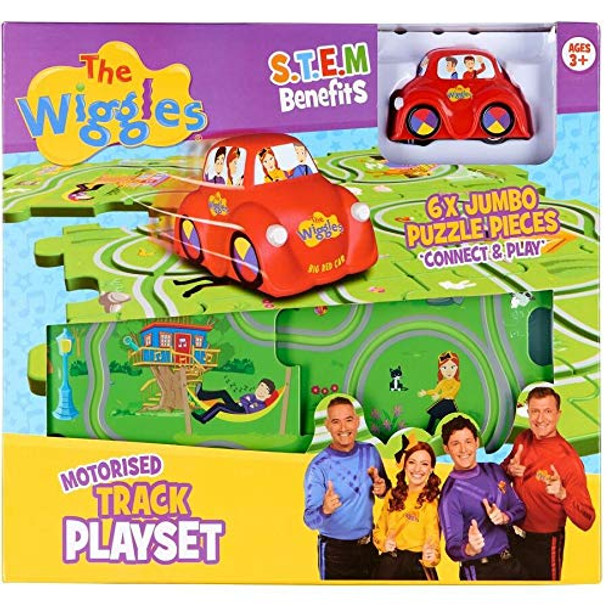 The Wiggles Motorised Track Playset