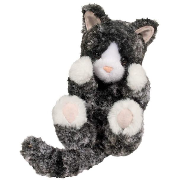 Lil' Handful Black & White Kitten