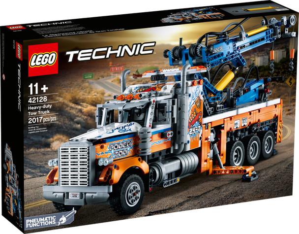 LEGO® Technic 42128 Heavy-duty Tow Truck