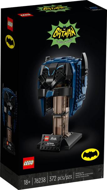 LEGO® DC 76238 Classic TV Series Batman™ Cowl