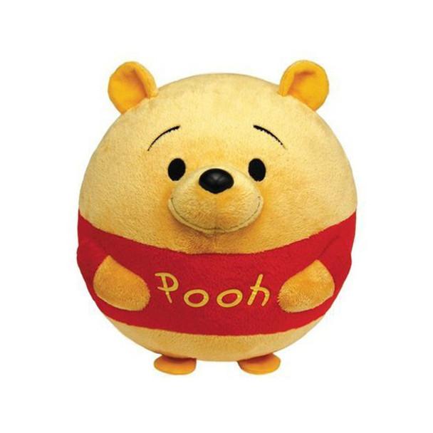 Ty Beanie Ballz Pooh Bear Plush Disney 38052