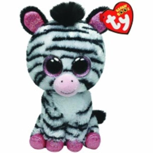 Izzy the Zebra (Regular) - TY Beanie Boos