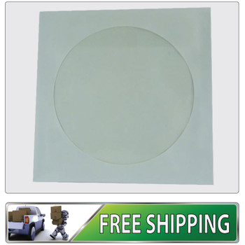 CD or DVD  Paper Sleeves