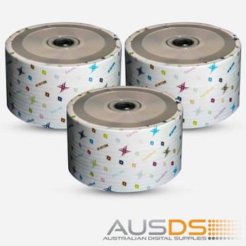 Intact CD blank disc media - Printable CD-R discs matte - 52X burn