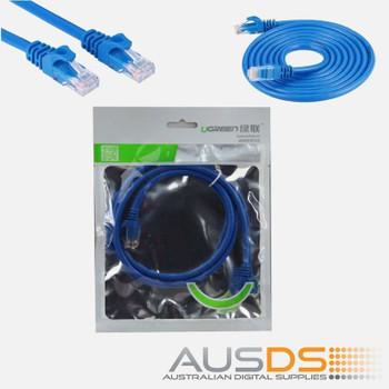 Ugreen Ethernet LAN Network Cable 1M RJ45 CAT6 1 Meter