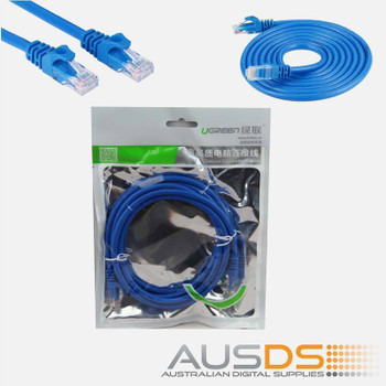 Ugreen Ethernet LAN Network Cable 2M RJ45 CAT6 2 Meters