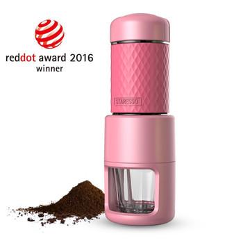 Staresso Portable Camping Coffee Maker Espresso Cappuccino Mini All In One