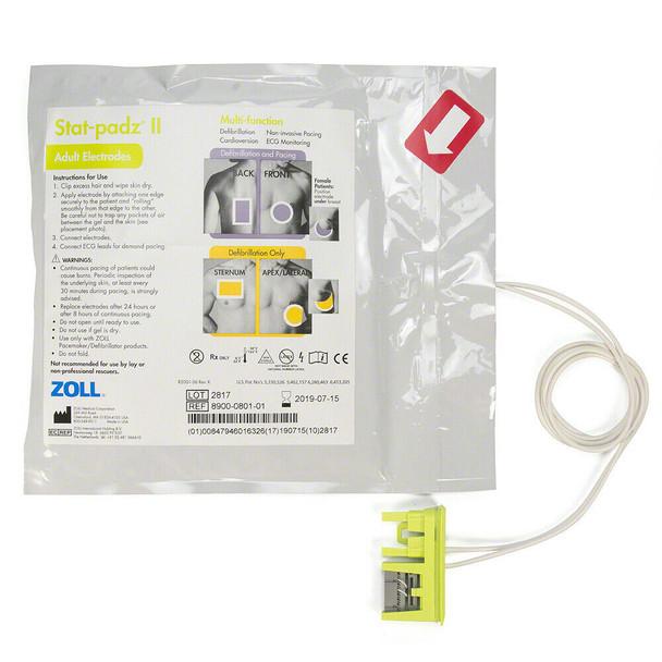 Stat-padz® II HVP, Multi-Function Adult Electrodes