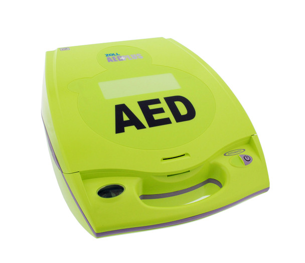Zoll AED Plus with Proffessional Cover