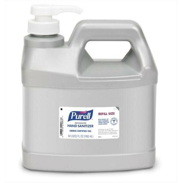 Purell Half Gallon Pump Top Refill 64oz