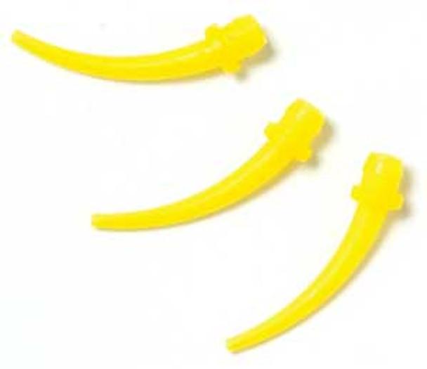 Intraoral Mixing Tips, Yellow, 100/pk