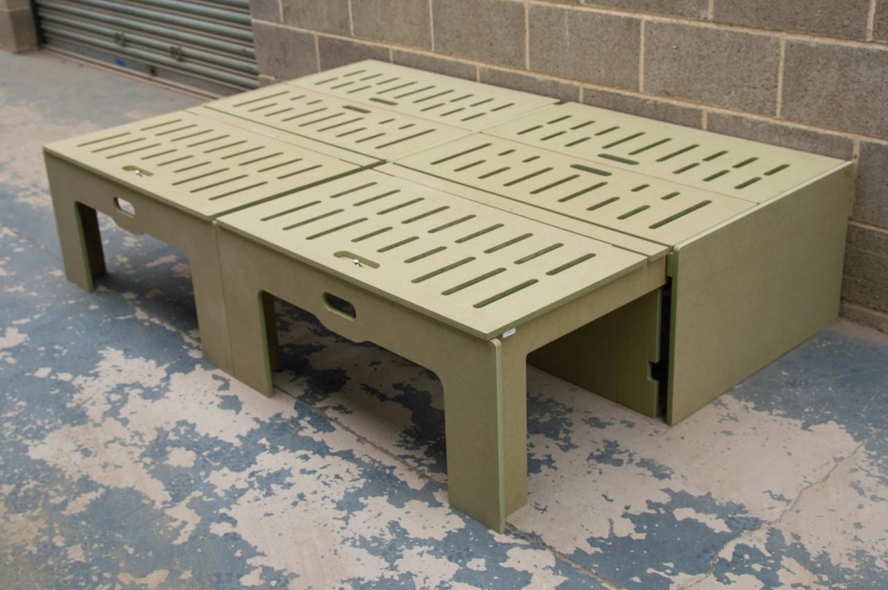 Bench Seat Campervan Bed Camit Design