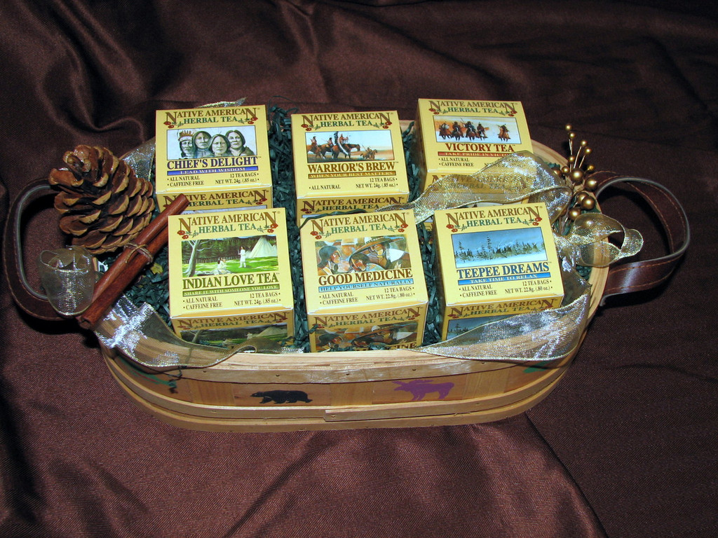 Native American Tea Mini Sampler