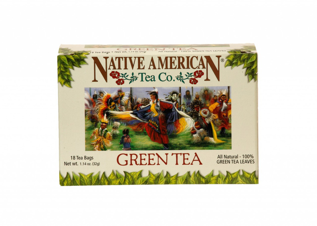 Green Tea - All Natural, Smooth and Mellow