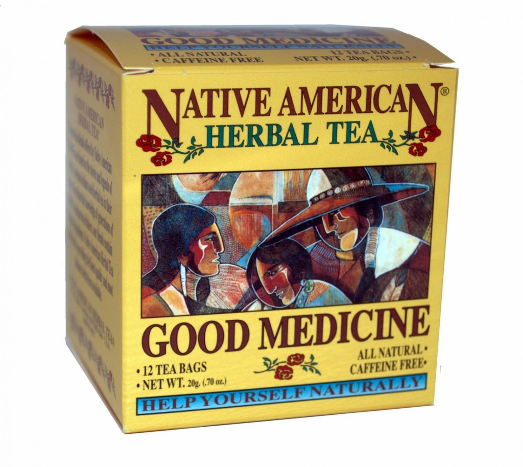 Good Medicine - Spearmint, Wood Betony, Eucalyptus Tea