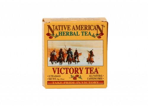Victory Tea - Hibiscus Flower, Rose Hips, Wild Cherry Tea